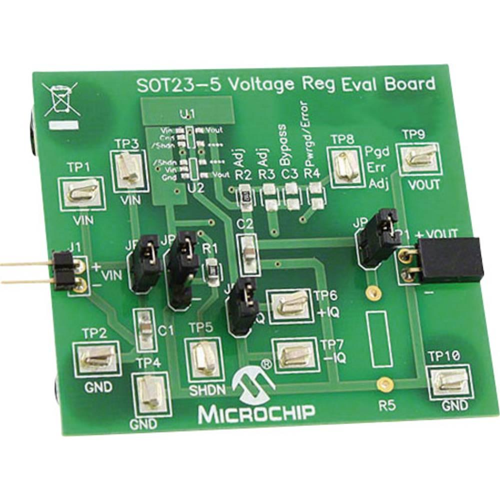 Razvojna plošča Microchip Technology SOT23-5EV-VREG