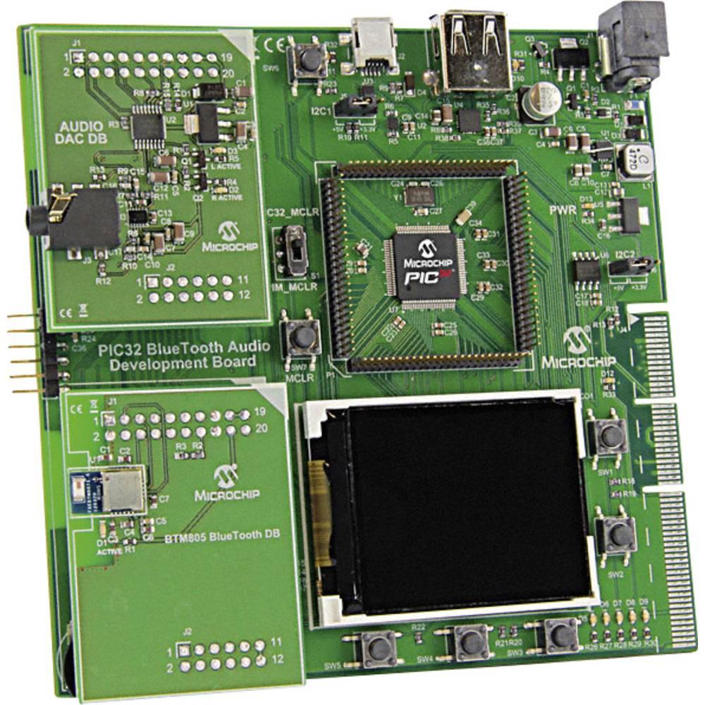 Razvojna plošča Microchip Technology DV320032