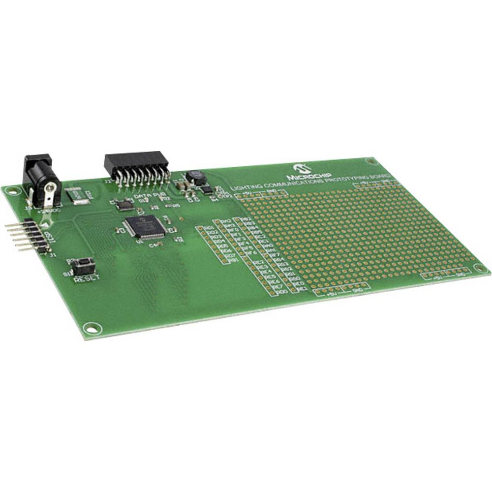 Prototipska plošča Microchip Technology AC160214