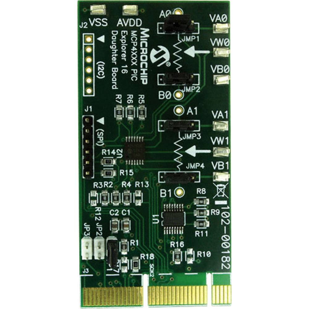 Razširitvena plošča Microchip Technology MCP42XXDM-PTPLS