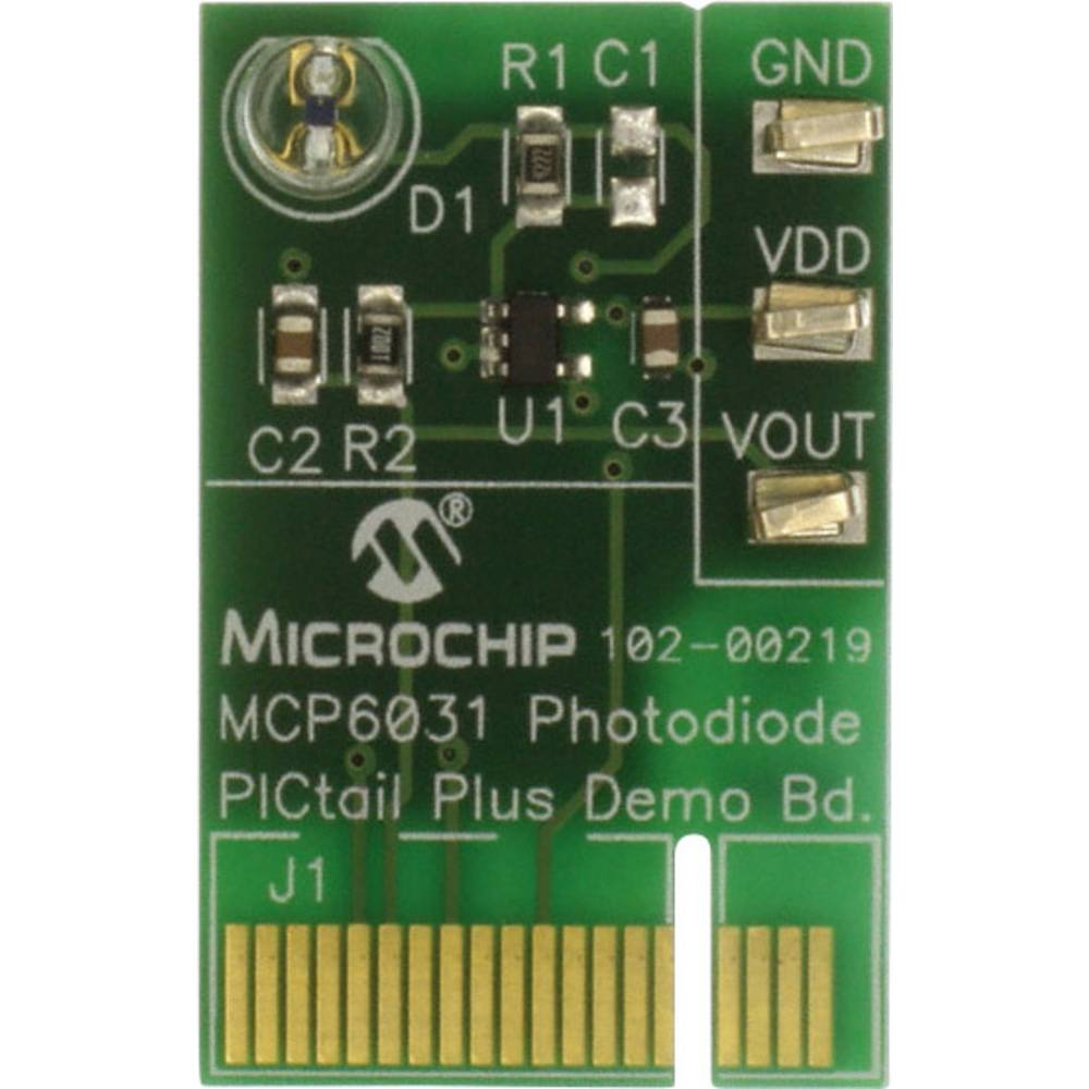 Razvojna plošča Microchip Technology MCP6031DM-PTPLS