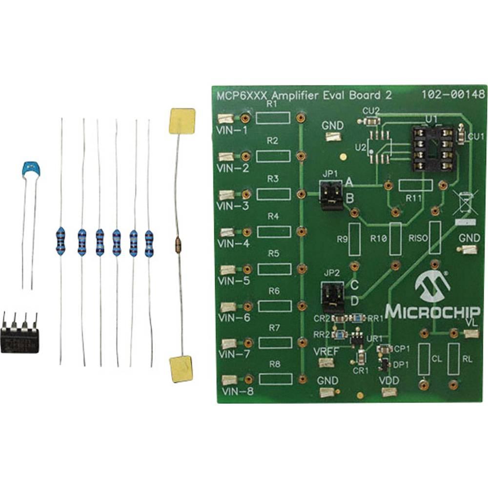 Razvojna plošča Microchip Technology MCP6XXXEV-AMP2