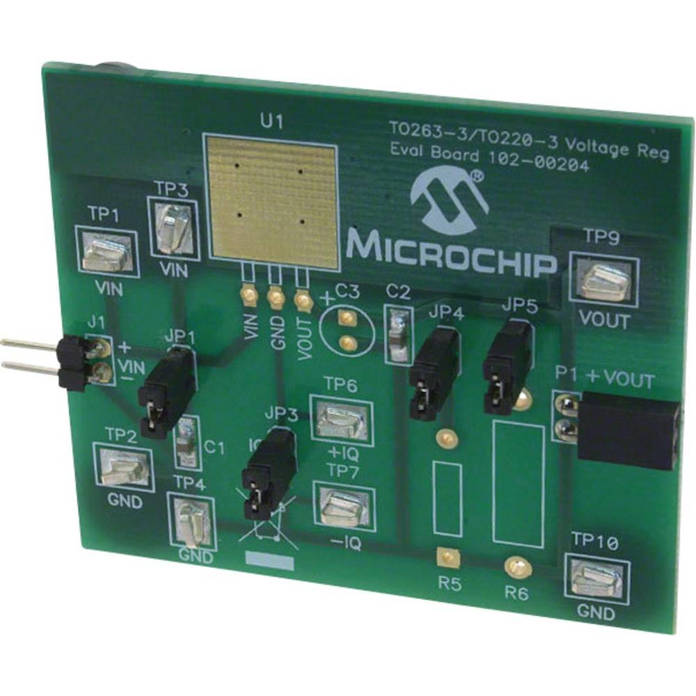 Razvojna plošča Microchip Technology TO263-3EV-VREG