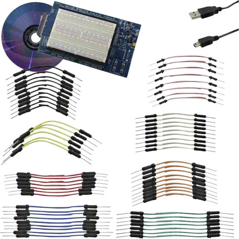 Prototipska plošča Microchip Technology TPDPTBX