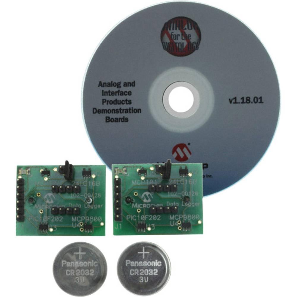 Razvojna plošča Microchip Technology MCP9800DM-DL2