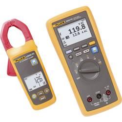 Strujna kliješta, ručni multimetar digitalni Fluke FLK-A3000 FC KIT kalibrirana prema tvorničkom standardu grafički zaslon, pohr