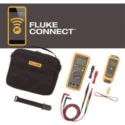 Ručni multimetar digitalni Fluke FLK-T3000 FC komplet, kalibriran prema tvorničkom standardu grafički zaslon, pohrana podataka C
