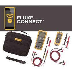 Ručni multimetar digitalni Fluke FLK-V3001 FC kalibriran prema tvorničkom standardu grafički zaslon, pohrana podataka CAT III 10