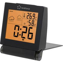 Termometar/vlagomjer Renkforce s vremenskom prognozom