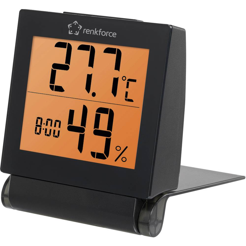 Renkforce Notranji termometer/vlagomer