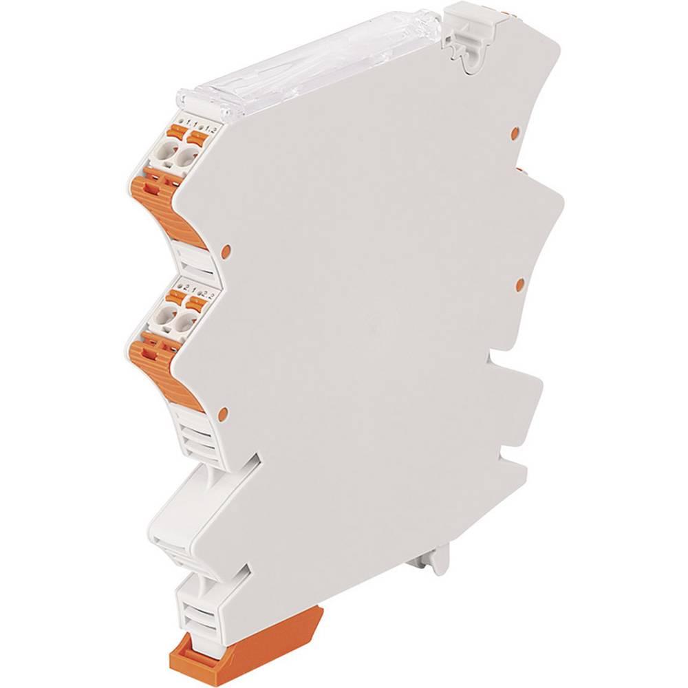 Prazno ohišje s predmontirano picoMAX® vzmetno letvijo 2857-101, WAGO, 1 kos