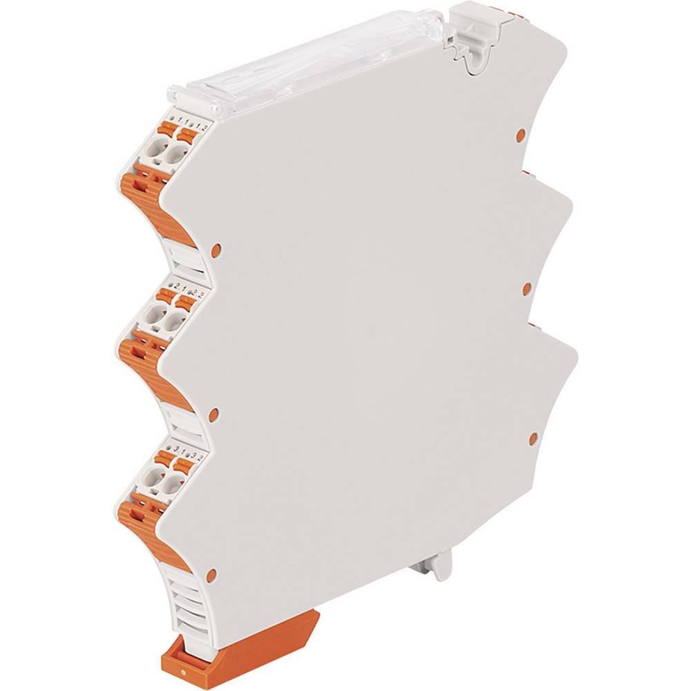 Prazno ohišje s predmontirano picoMAX® vzmetno letvijo 2857-103, WAGO, 1 kos