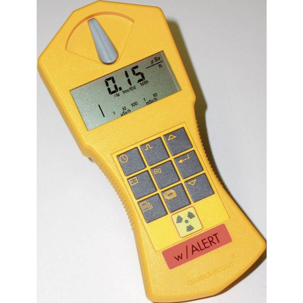 Geigerjev števec, merilnik radioaktivnosti Gamma-Scout Alarm Gamma Scout