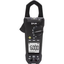 Tokovne klešče, ročni multimeter, digitalni FLIR CM83 kalibriran po: tovarniškem standardu, CAT III 1000 V