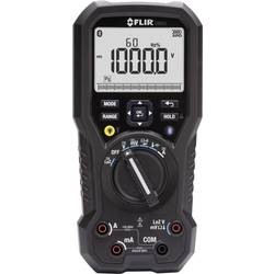 Ročni multimeter, digitalni FLIR DM93 kalibriran po: tovarniškem standardu, CAT III 1000 V
