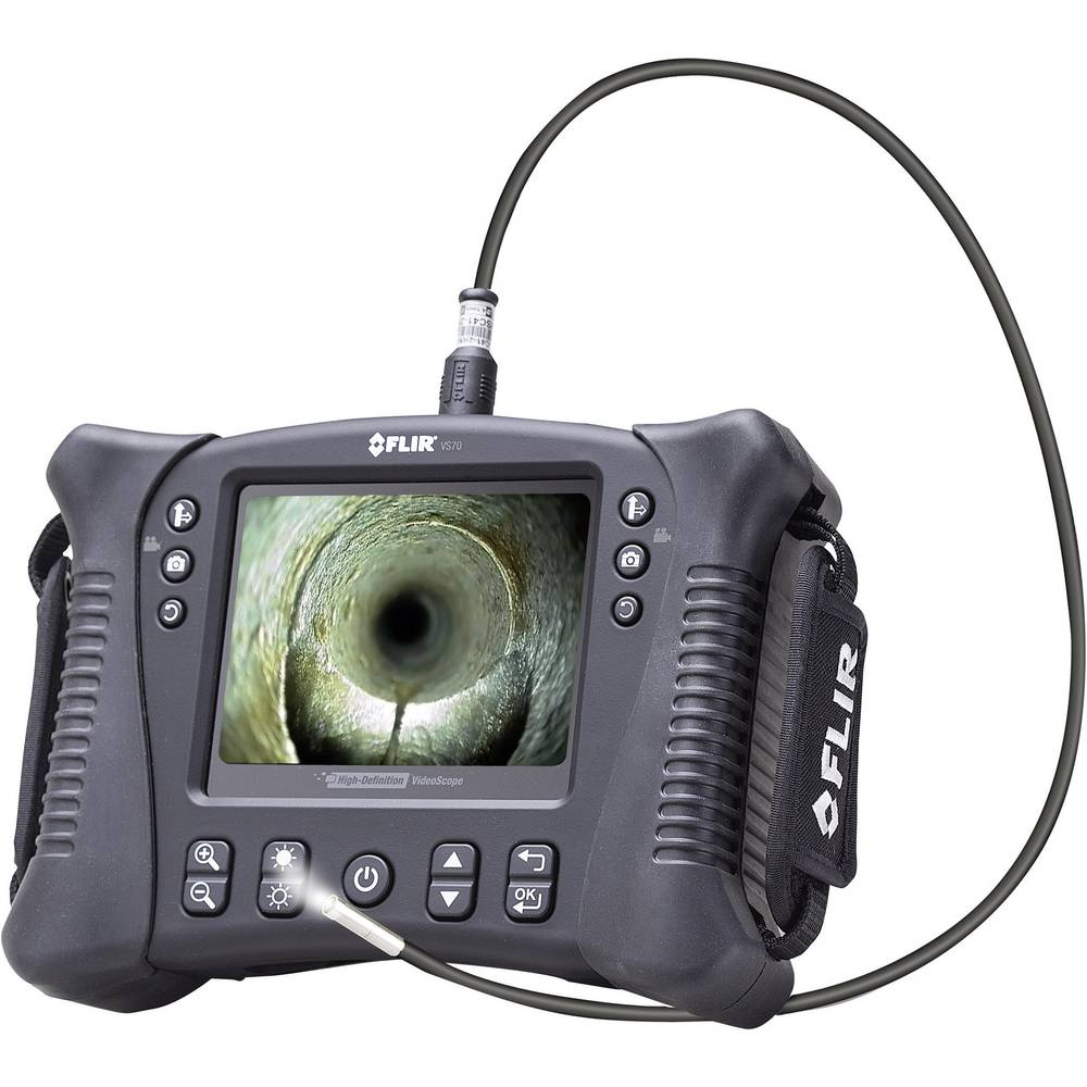 Endoskop-osnovna enota FLIR VS70 visoka resolucija, s fokusom