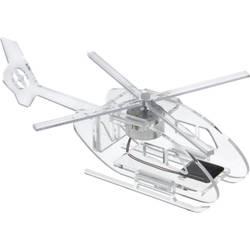 Sol Expert akrilni helikopter na solarni pogon, komplet za sestavljanje