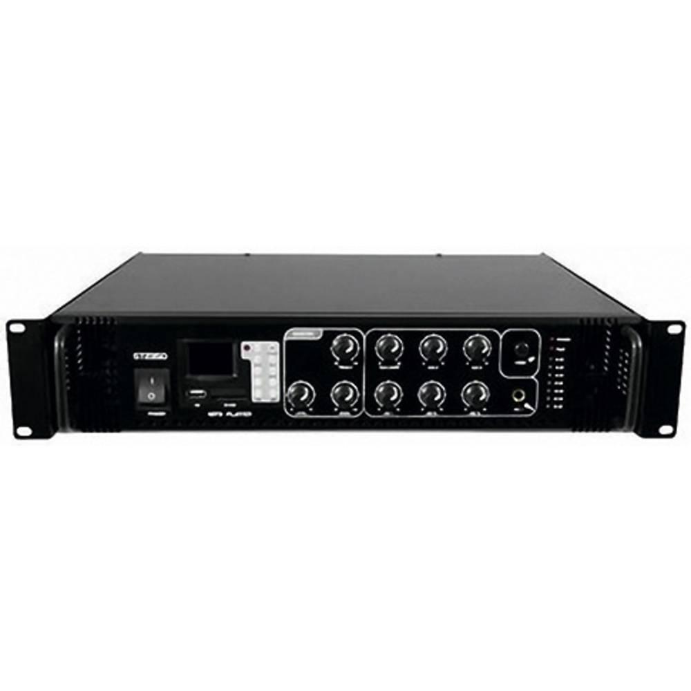 Elektroakustični mešalni ojačevalnik Omnitronic MP-120P, 88 mm 80709621
