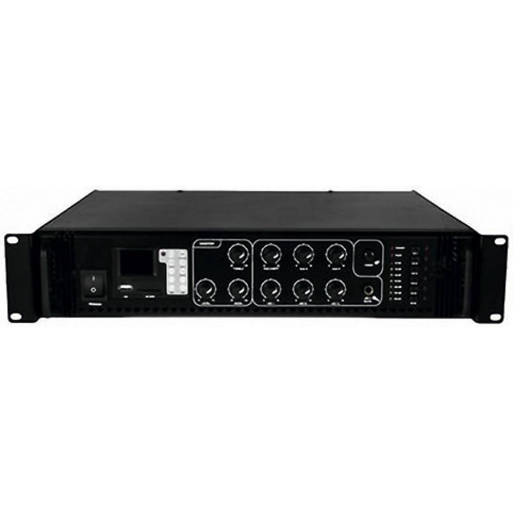 Elektroakustično pojačalo Omnitronic MPZ-120.6P 120 W 6 zona