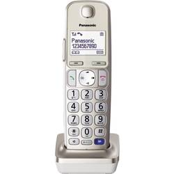 DECT bežični telefon Panasonic KX-TGEA20 boja šampanjca
