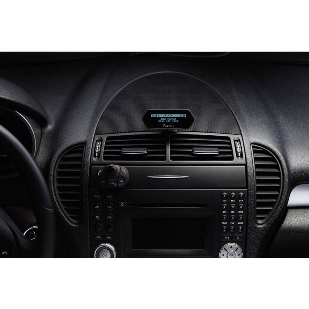 Parrot MKi9100 vgrajen Bluetooth ® prostoročni sistem s prikazom LED
