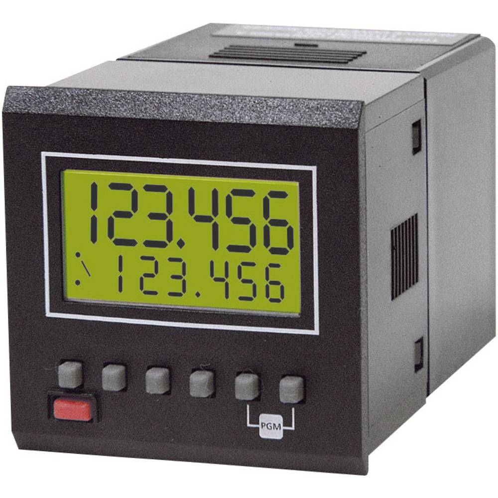 Modul brojila/predodabirno brojilo Trumeter, dimenzija: 45 x45 mm 7922