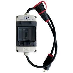 TIP 1/16 Zaščitni priključek MID 1PH16A zunanji merilnik energijske porabe, kabelski digitalni fazni merilnik do 999999.9 kWh