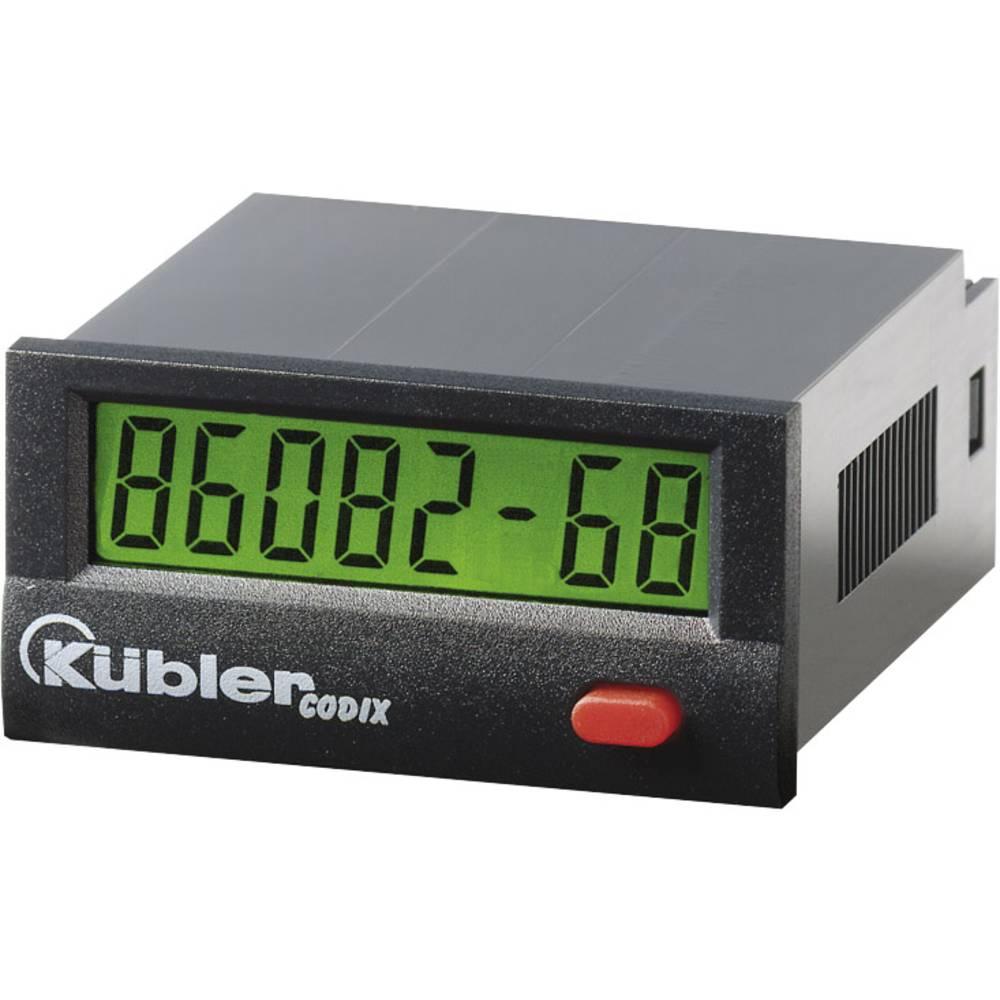Kübler CODIX 134 Brojilo radnih sati AC 6.134.012.853