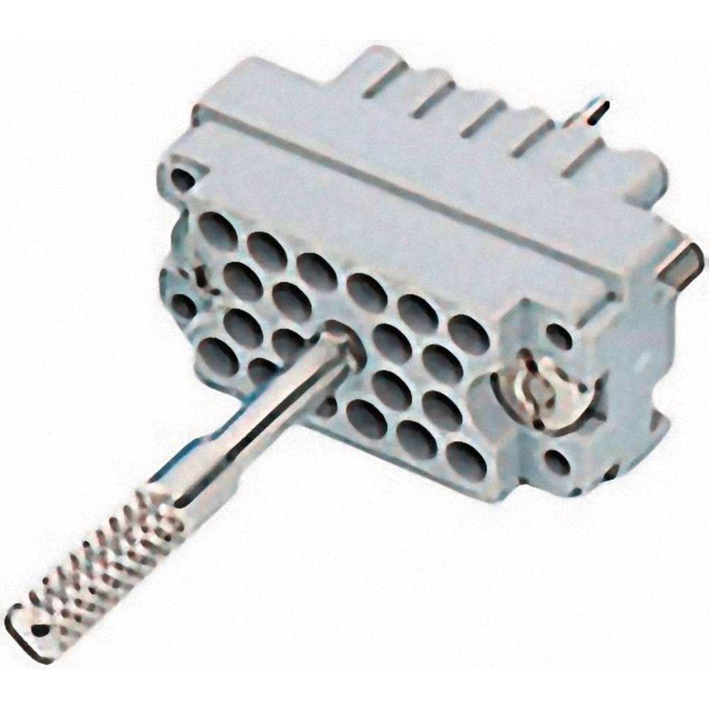 Stiftindsats EDAC Serie (Stik EDAC) 516 516-020-000-301 Samlet poltal 20 1 stk