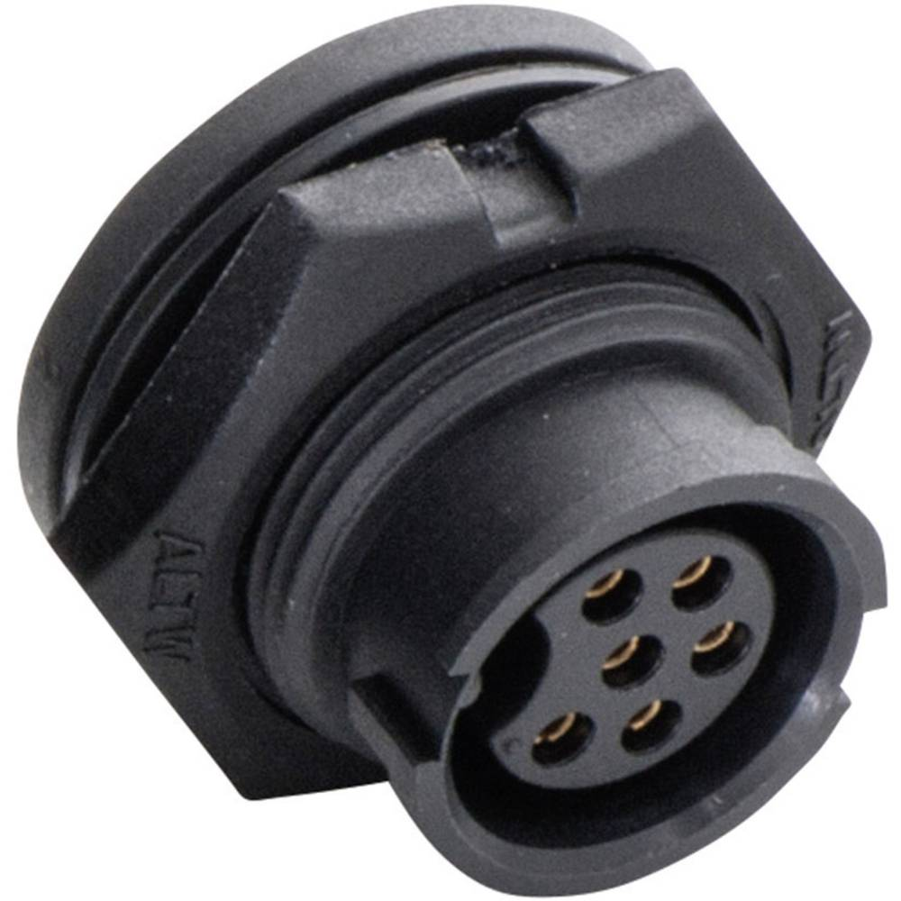 IP67-vtični konektor, poli: 3 z vtičnimi kontakti 5 A 2660-0032-01 Amphenol LTW 1 kos