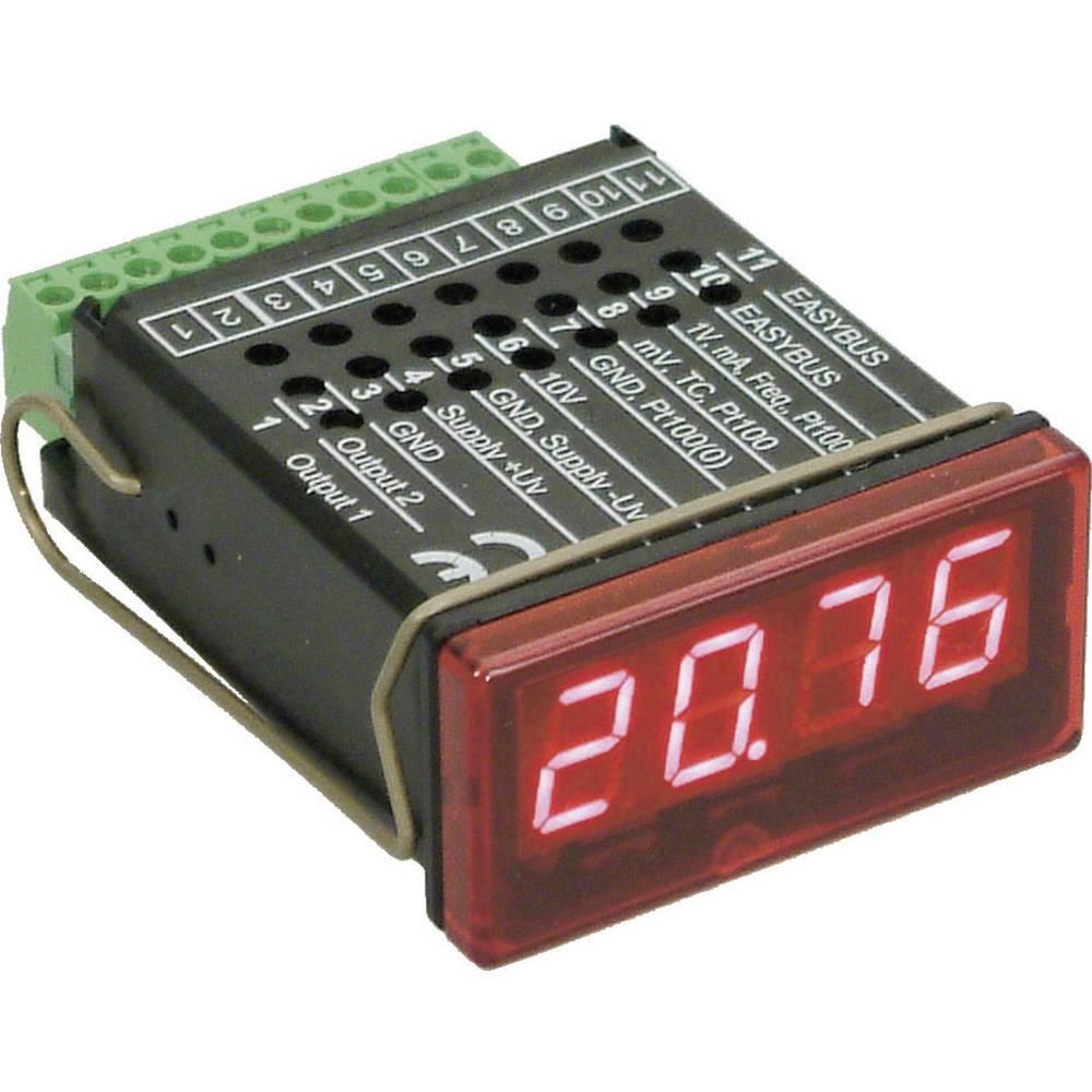 Univerzalni mjerni i regulacijski uređaj GIA 20 EB 601202 Greisinger