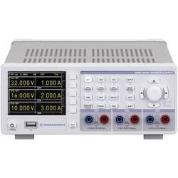 Laboratorieaggregat, justerbar Rohde & Schwarz HMC8043 0 - 32 V 3 x