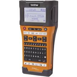 Tiskalnik nalepk Brother P-Touch E550WVP primeren za trak TZ HSE 3,5 mm, 6 mm, 9 mm, 12 mm, 18 mm, 24 mm PT-E550WVP