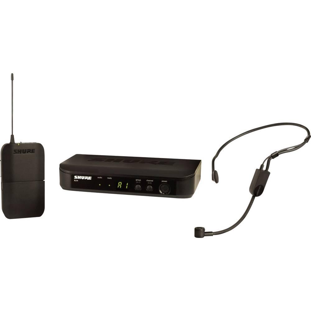 Komplet brezžičnega mikrofona SHURE, BLX14E/P31