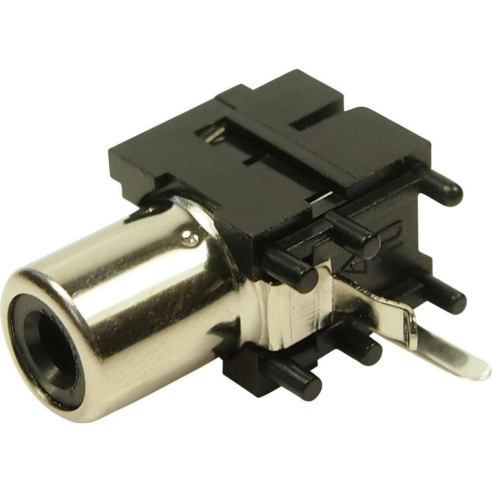 Činč-vtični konektor za vtičnico, vgradni horizontalen Cliff FC68371 1 kos