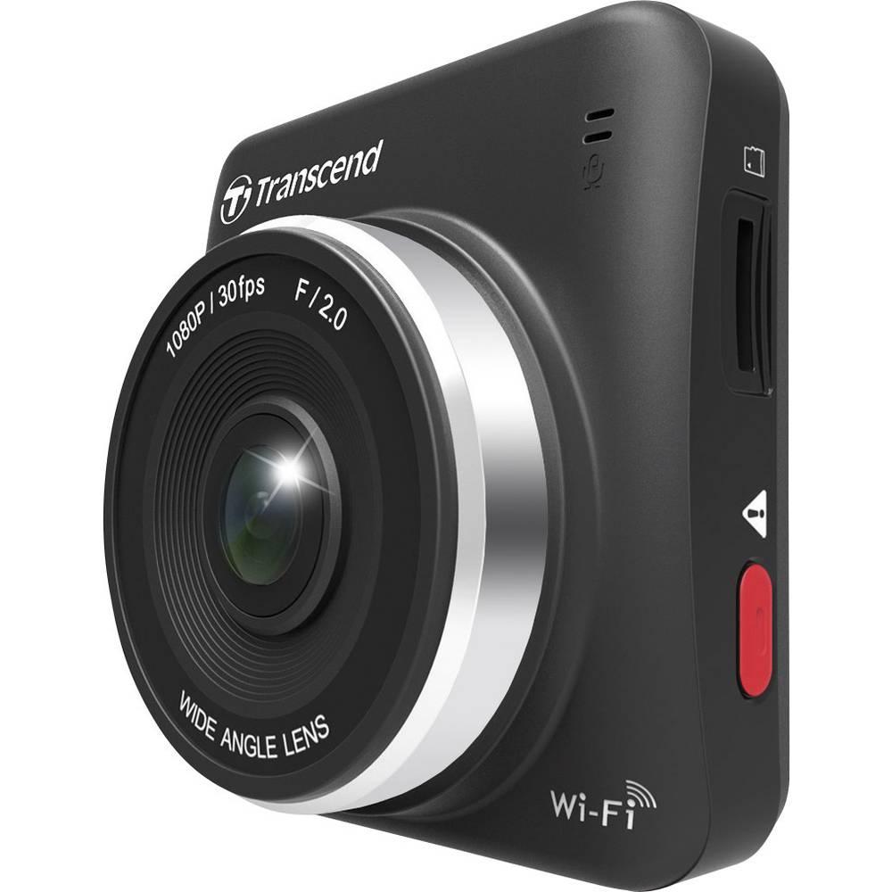Avto kamera Transcend DrivePro 200 vodoravni kot gledanja=160 ° 12 V, 24 V