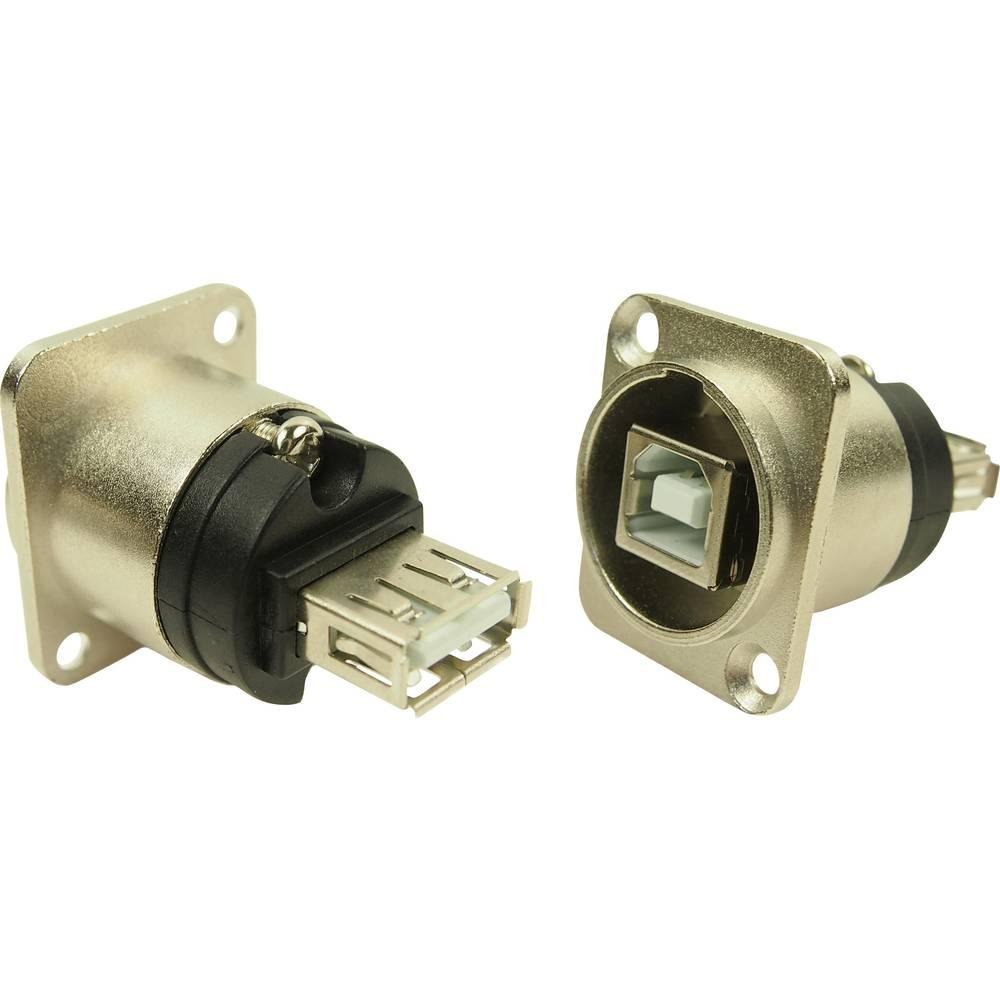 Cliff CP30111 USB 2.0 Sølv 1 stk