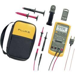 Kal. ISO Ročni multimeter digitalni Fluke 87V/E2 komplet kalibracija narejena po: ISO CAT III 1000 V, CAT IV 600 V število mest