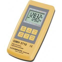 Merilnik temperature Greisinger GMH 3710, PT100 natančni termometer -199.99 do +850 °C vrsta tipala: Pt100 kalibracija narejena