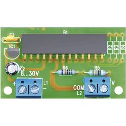 VOLTCRAFT adapter mjernog opsega za panelmetar 70004, 20 V (0.01 - 19.99 V)