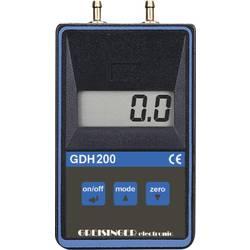 Merilnik tlaka Greisinger GDH 200-13 pritisk 0 - 1.999 bar kalibracija narejena po ISO