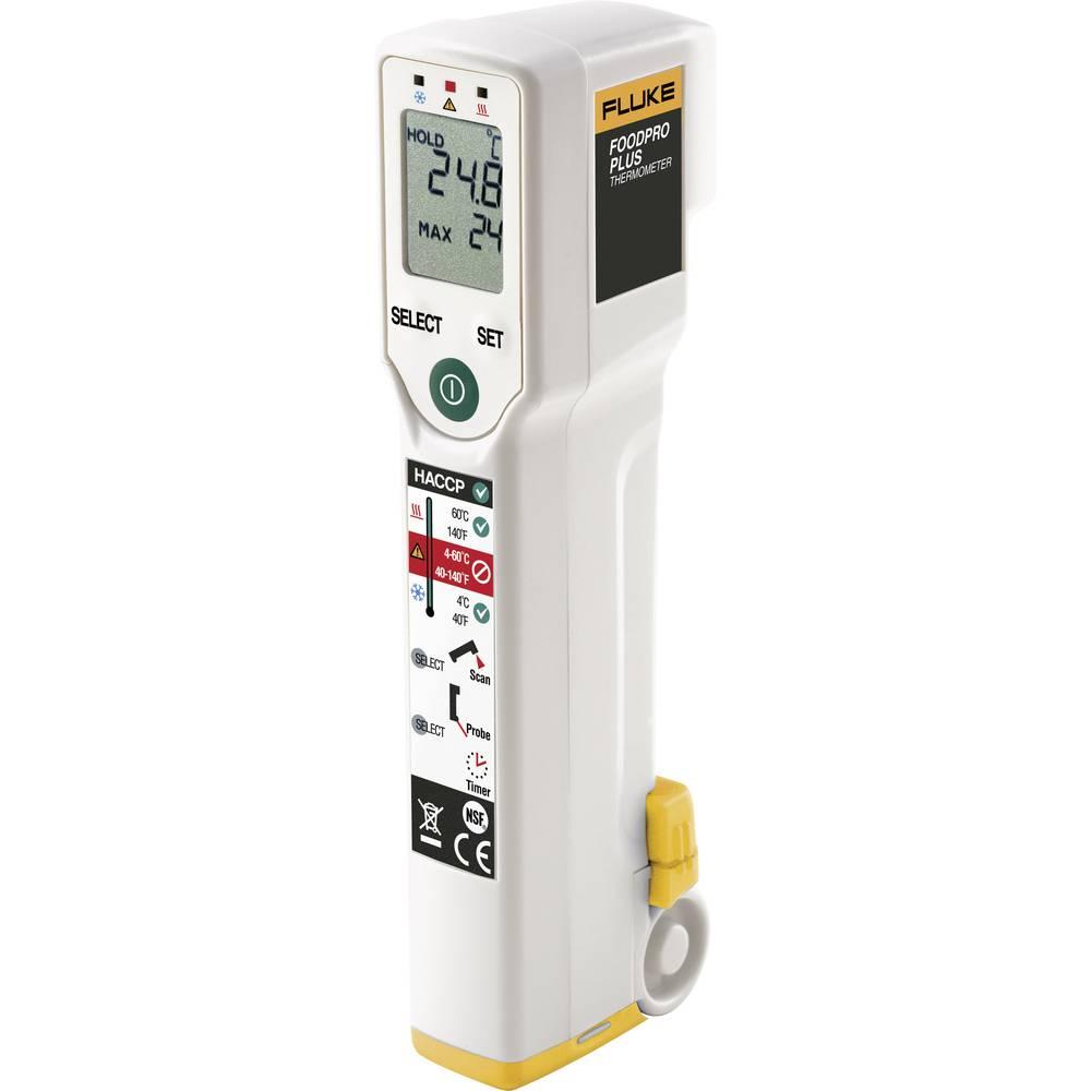 Infrardeči termometer Fluke FoodPro Plus optika 2.5:1 -35 do +275 °C kalibracija narejena po: ISO
