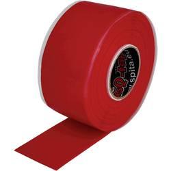 Samosprijemljiv silikonski trak ResQ-tape Spita, (D x Š ) 3,65 m x 2,54 cm, rdeče barve, vsebina: 1 kolut RT2010012RD