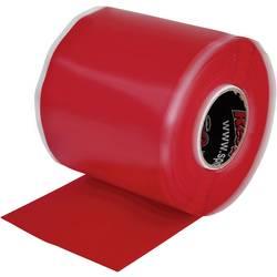 Samosprijemljiv silikonski trak ResQ-tape Spita, (D x Š ) 3,65 m x 5,08 cm, rdeče barve, vsebina: 1 kolut RT2020012RD
