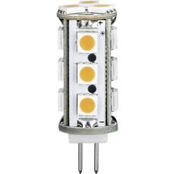 LED žarulja (jednobojna) Paulmann G4 2.5 W toplo-bijelo svjetlo KEU: A+ utično grlo () 1.5 cm 1 komad