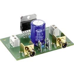 NF ojačevalnik Conrad 2 x 35 W, obratovalna napetost 8 - 18 V/DC, frekvenčno območje 20 Hz - 20 kHz, izhodna impedanca 2 - 4 ohm