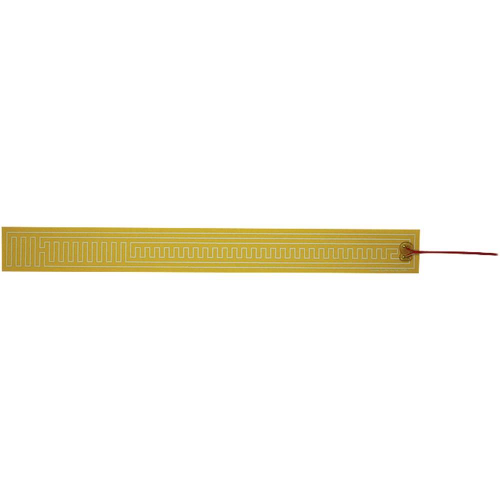 Polyester Varmefolie selvklæbende 12 V/DC, 12 V/AC 17 W Beskyttelsestype IPX4 (L x B) 610 mm x 65 mm Thermo