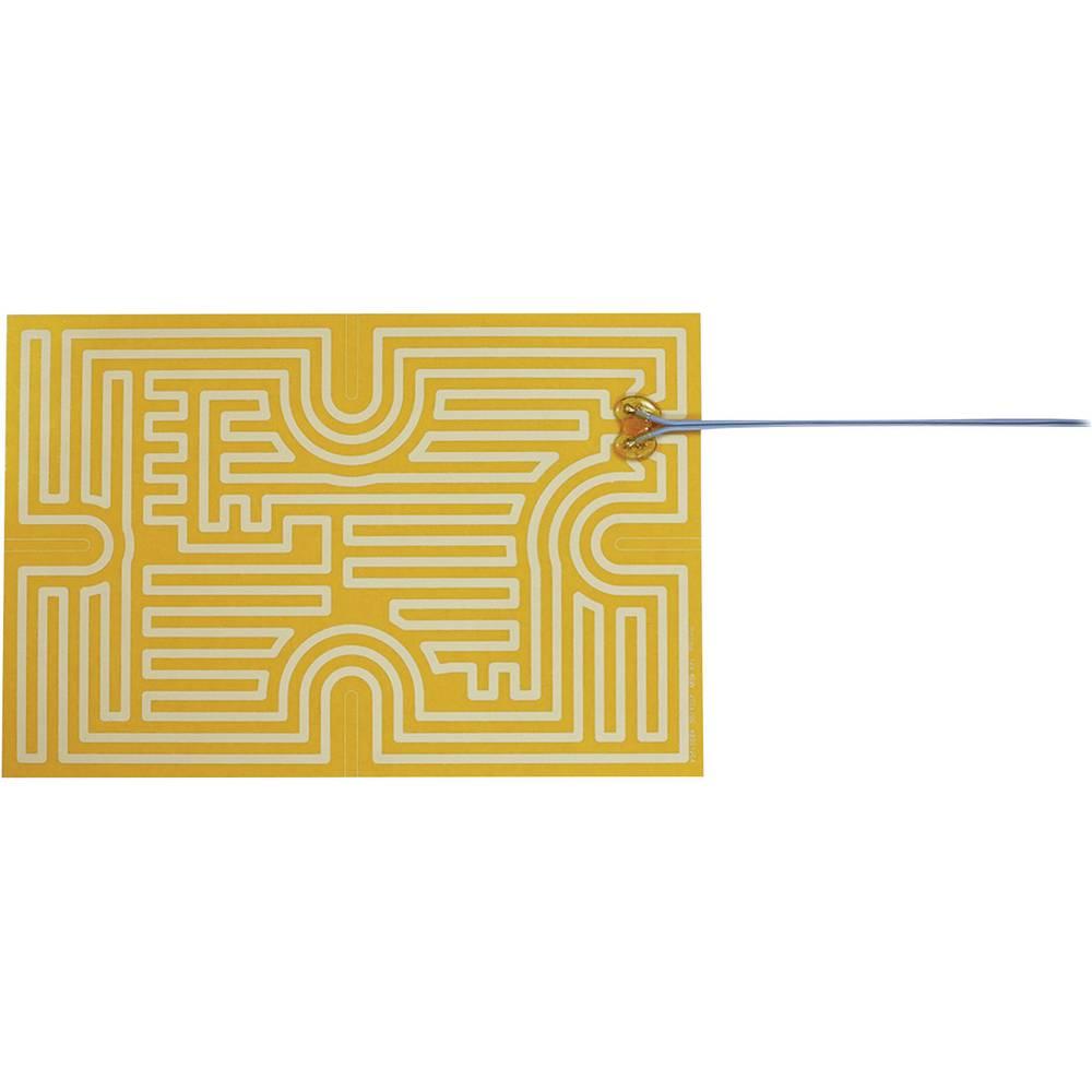 Polyester Varmefolie selvklæbende 12 V/DC, 12 V/AC 40 W Beskyttelsestype IPX4 (L x B) 300 mm x 200 mm Thermo