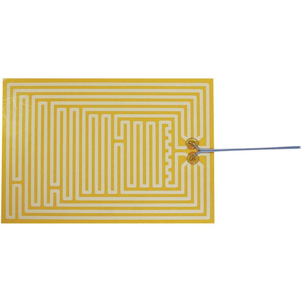 Samolepilna ogrevalna folija 12 V/DC, 12 V/AC 90 W vrsta zaščite IPX4 (D x Š) 335 mm x 230 mm Thermo