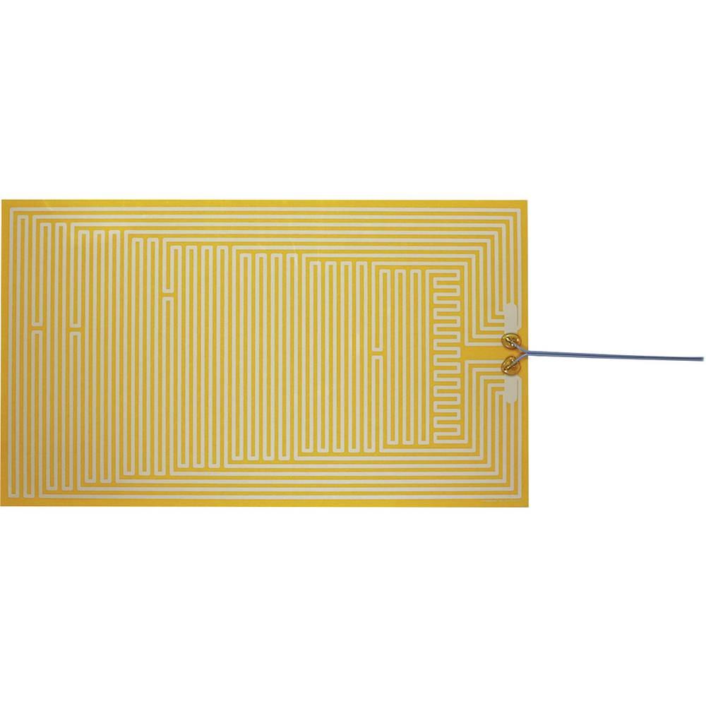 Polyester Varmefolie selvklæbende 12 V/DC, 12 V/AC 30 W Beskyttelsestype IPX4 (L x B) 480 mm x 280 mm Thermo